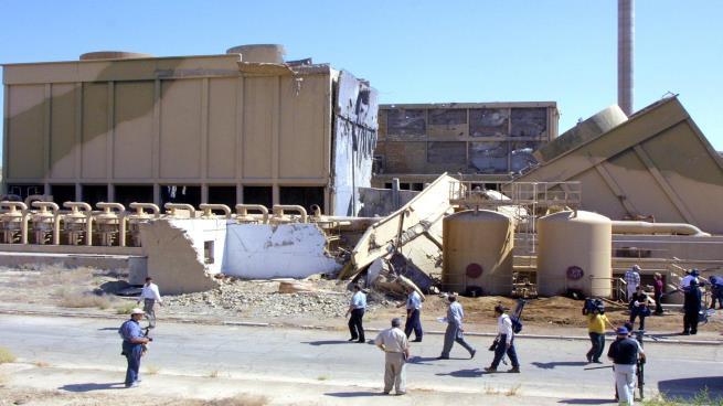 أوجه التشابه والاختلاف بين قصف المفاعلين السوري والعراقي