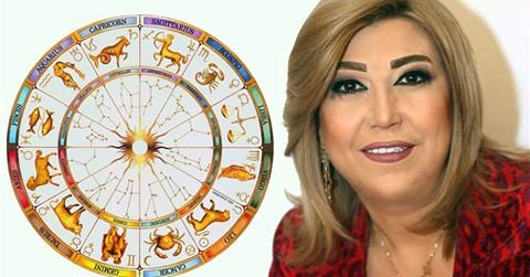 ابراج اليوم الاحد 2018.5.20 مع نجلاء قباني