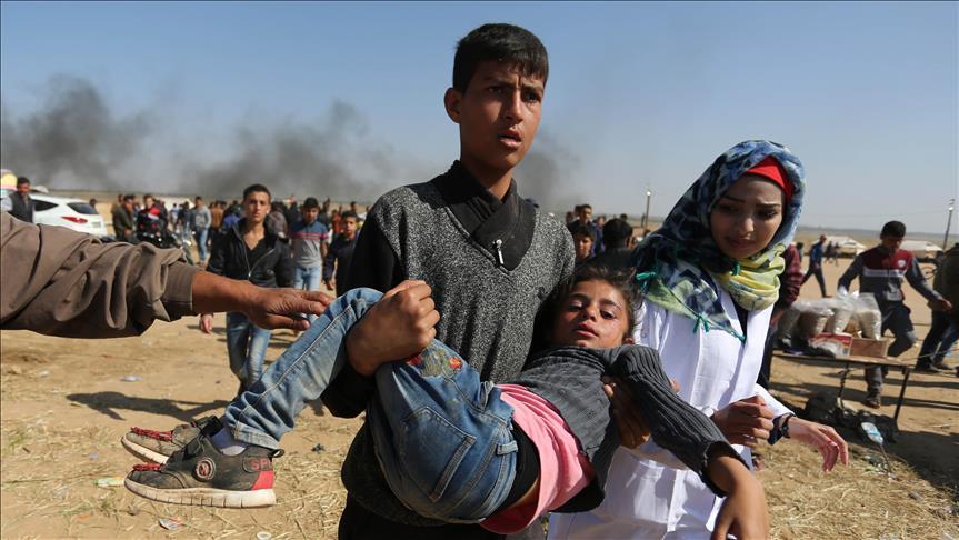 """""""هآرتس"""": الوفد المصري يحاول التوصل إلى حل في غزة"""