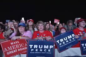 الجمهوريون بين خيارين: أميركا أو ترامب