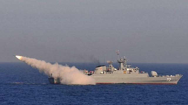 إيران تجري تدريبات عسكرية سنوية في الخليج