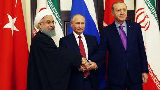 الكرملين: قمة ثلاثية بشأن سوريا قريبا