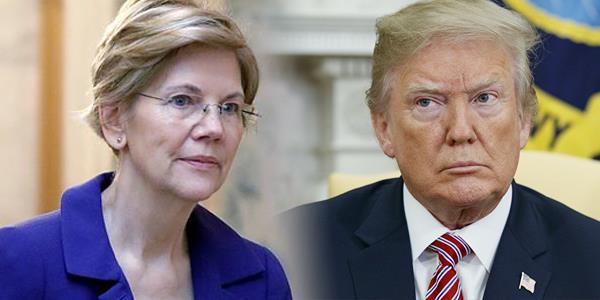 الديمقراطية إليزابيث وارن تستعد لمنافسة ترامب في 2020