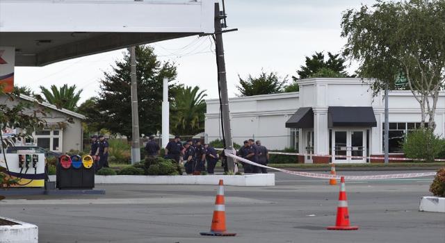 حكومة نيوزيلندا تلقت بيان سفاح المسجدين قبل المذبحة بـ10 دقائق