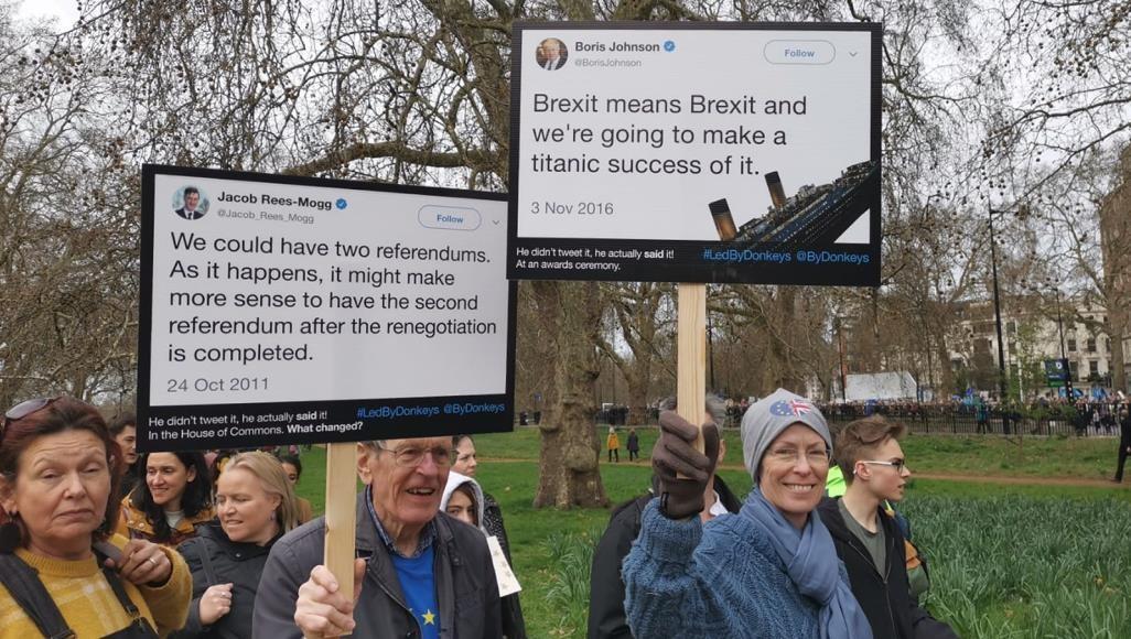 بريطانيا وسيناريوهات البريكست