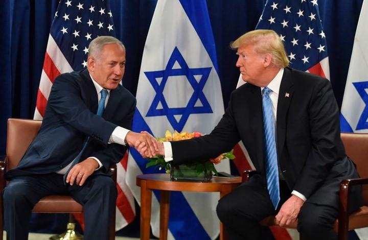 ترامب يعترف بالجولان المحتل أرضا إسرائيلية.. واستنكار دولي