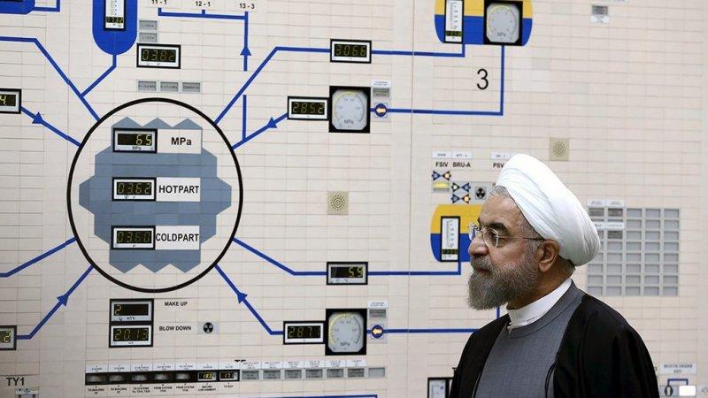 حكام إيران يوحدون الصف ويزيدون الضغط على بايدن لرفع العقوبات