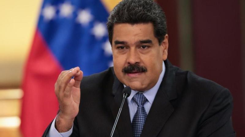 تهديد أمريكي جديد للرئيس الفنزويلي