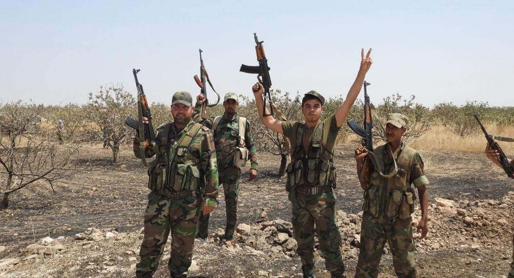 الأركان العامة السورية تعلن تحرير خان شيخون وعدد من البلدات شمالي حماة
