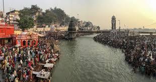 رحلة نهر الغانج
