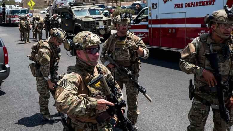 بعد ساعات من مذبحة تكساس.. إطلاق نار في أوهايو يُسقط 9 قتلى