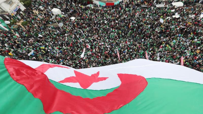مئات الجزائريين يحتجون على قانون مقترح بشأن الطاقة