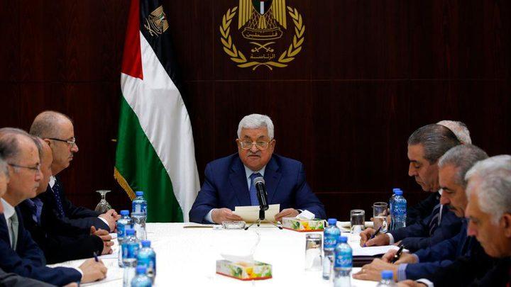 """الرئيس الصيني لأبو مازن: """"نؤيد المطالب الفلسطينية المحقة"""""""