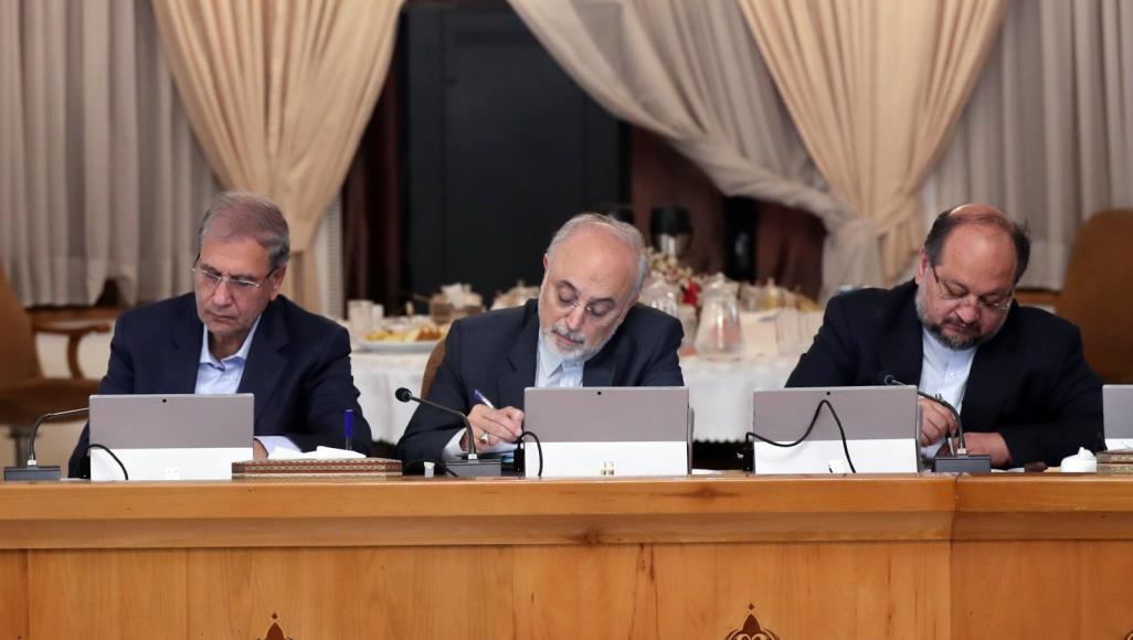 إيران تعلن أنها قامت بتسريع وتيرة إنتاجها لليورانيوم الضعيف التخصيب خلال الشهرين الأخيرين