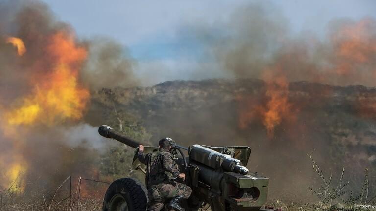 الجيش السوري يحقق تقدما في شمال غرب البلاد