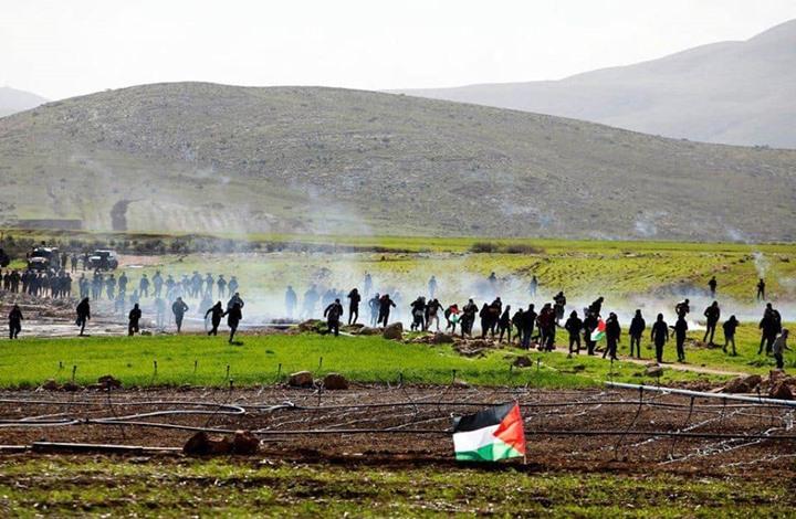 تراجيديا فلسطينية