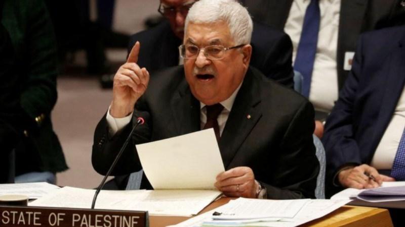 """عباس بالأمم المتحدة: أمريكا تعرض على الفلسطينيين دولة كقطعة """"جبن سويسري"""""""