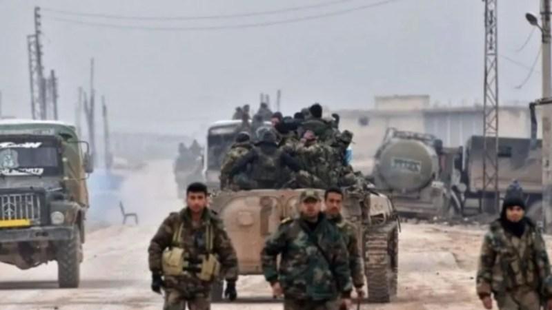 الجيش السوري يقول إنه سيواصل الرد على الهجمات التركية