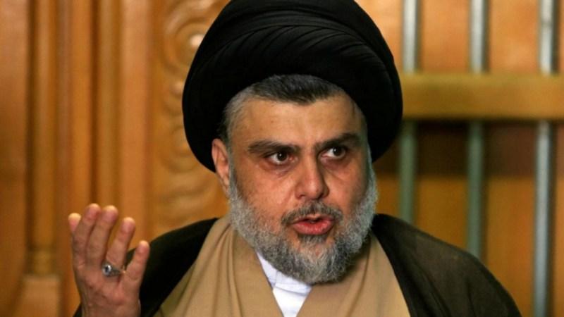 الصدر يطلب من أنصاره إخلاء ساحات الاعتصام بعد تكليف رئيس وزراء جديد