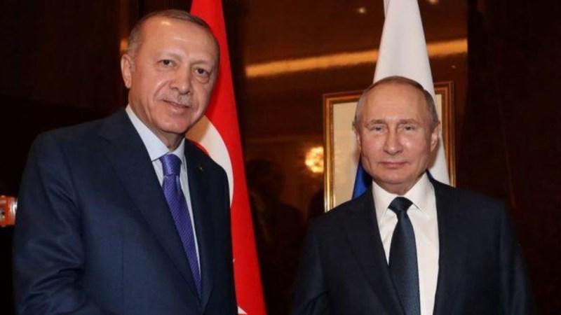 الكرملين: بوتين وأردوغان يتفقان على تحسين تنسيق التحركات في سوريا
