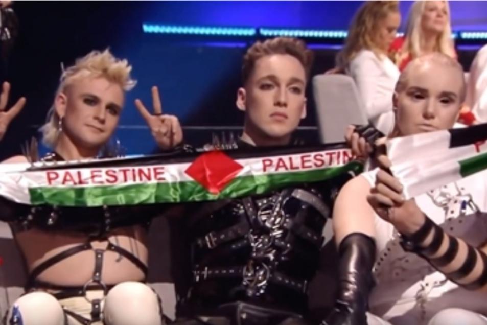 """جيروزاليم بوست"""": أيسلندا ترسل مجدداً إلى """"يوروفيجن"""" ممثلاً لها مناهضاً لـ""""إسرائيل"""""""