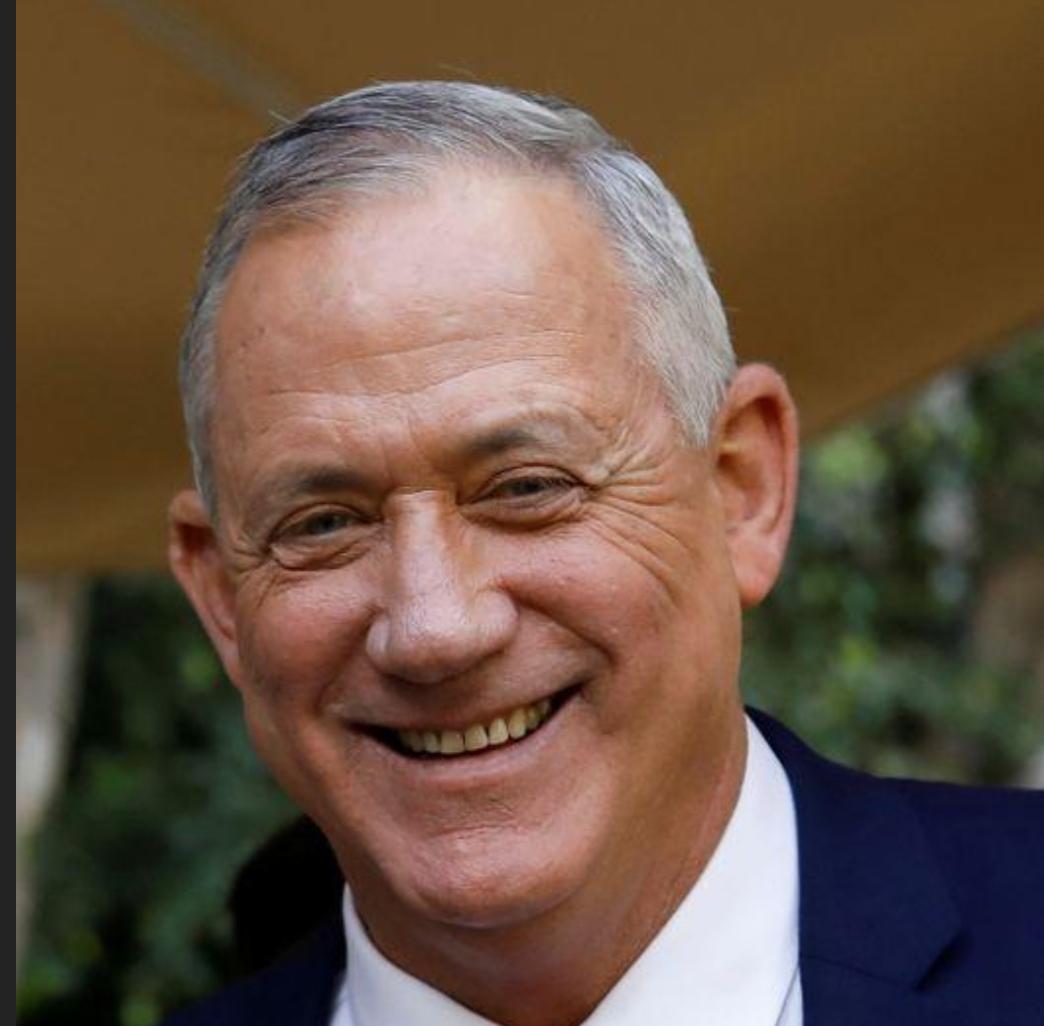 الرئيس الإسرائيلي يكلف بيني غانتس بتشكيل حكومة جديدة