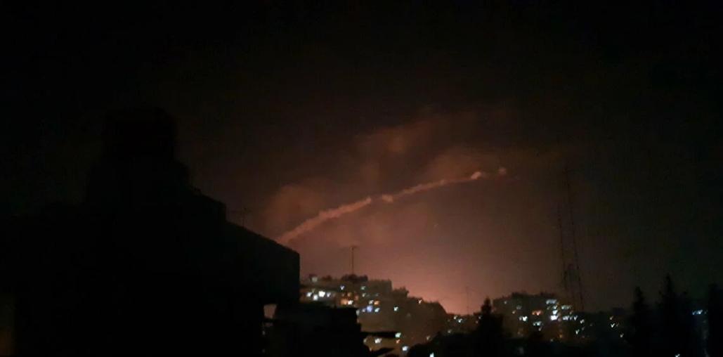 الجيش السوري يقول طائرات إسرائيلية استهدفت مواقع عسكرية في حلب