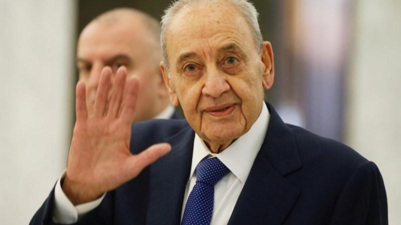 بري يهدد بتعليق تمثيله في حكومة لبنان