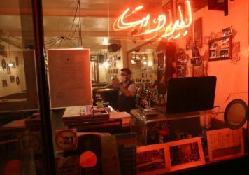 مقاهي بيروت