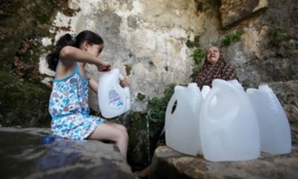 """ضم """"إسرائيل"""" لأجزاء من الضفة سيضر بالبيئة"""