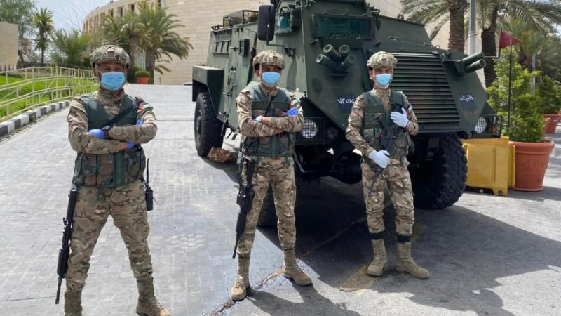 """""""نيويورك تايمز"""": الجيش الأميركي مصدر لتفشي الوباء في الداخل والخارج"""