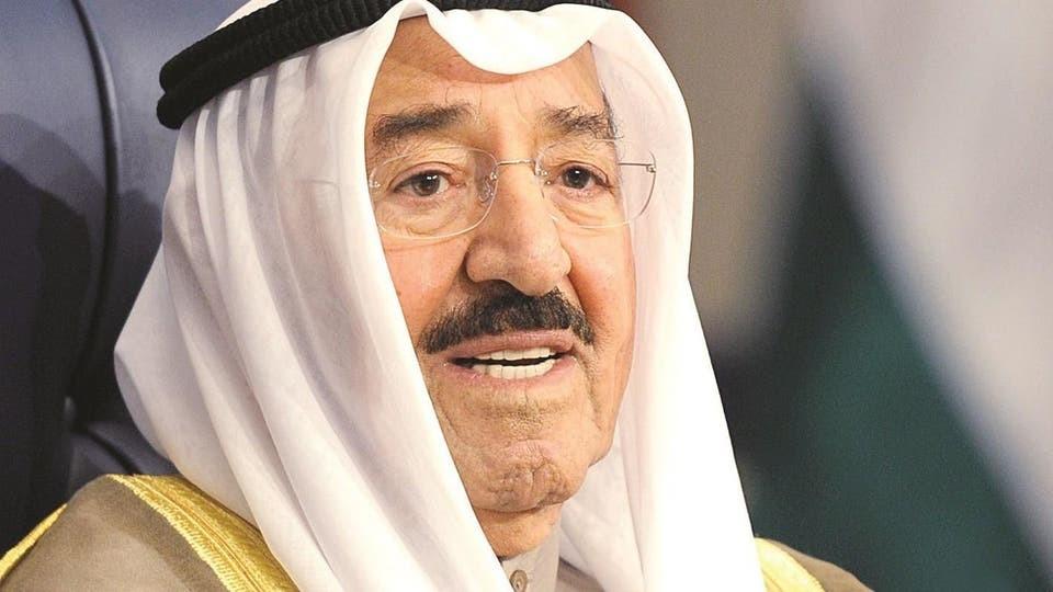 أمير الكويت يخضع لفحوص بالمستشفى وولي العهد يتولى بعض مهامه