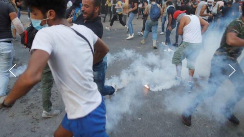 استقالة حكومة لبنان وسط غضب متزايد بسبب انفجار بيروت