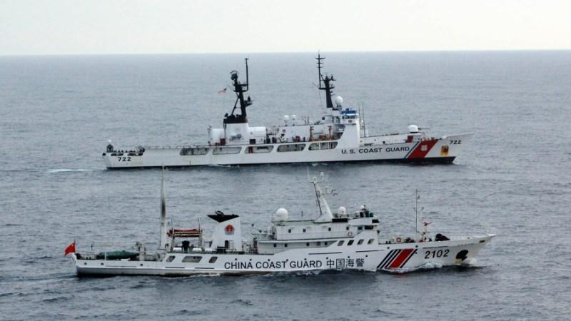قانون صيني سيسمح لخفر السواحل بإطلاق النار على السفن الأجنبية في مياهها