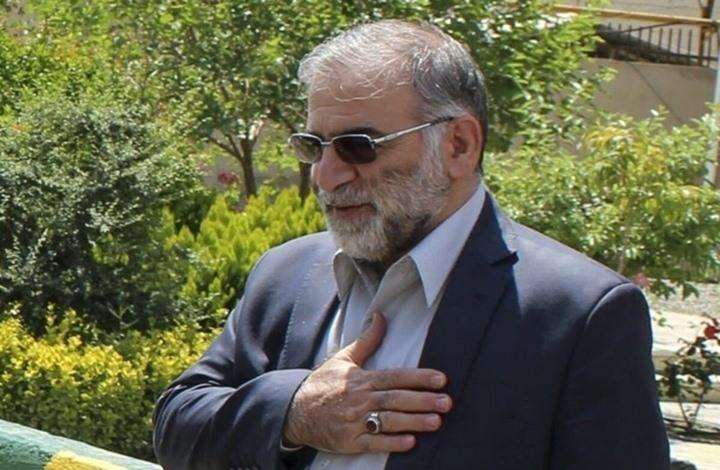 إيران لن تتسرّع بالرد العسكري على اغتيال فخري زاده