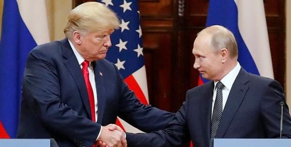 روسيا وأميركا