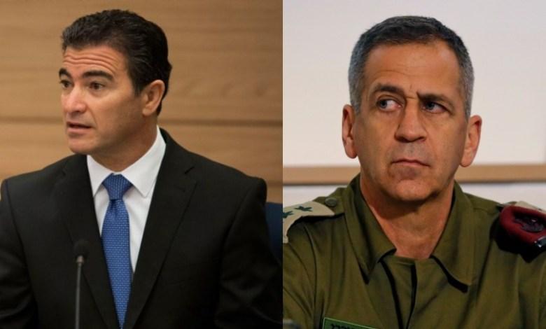 """""""يديعوت أحرونوت"""": ماذا وراء الصراع بين رئيس الأركان الإسرائيلي ورئيس الموساد؟"""