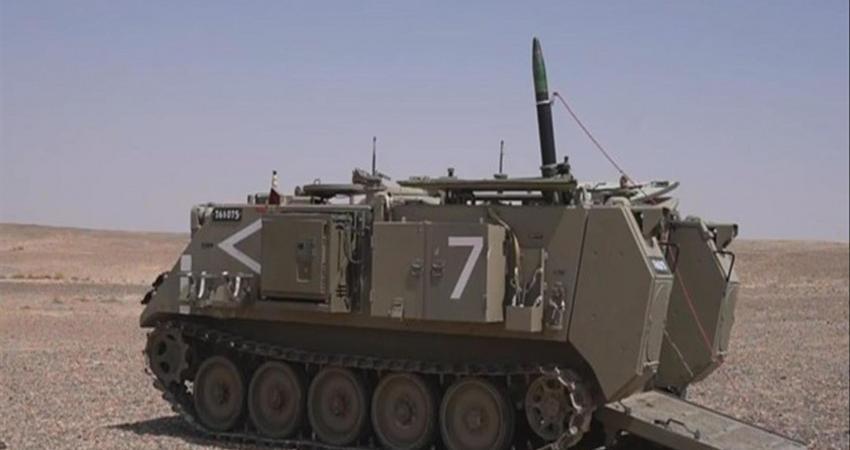 وزارة الدفاع الإسرائيلية تعلن استكمال سلسلة تجارب على منظومة متنقلة لقذائف هاون دقيقة