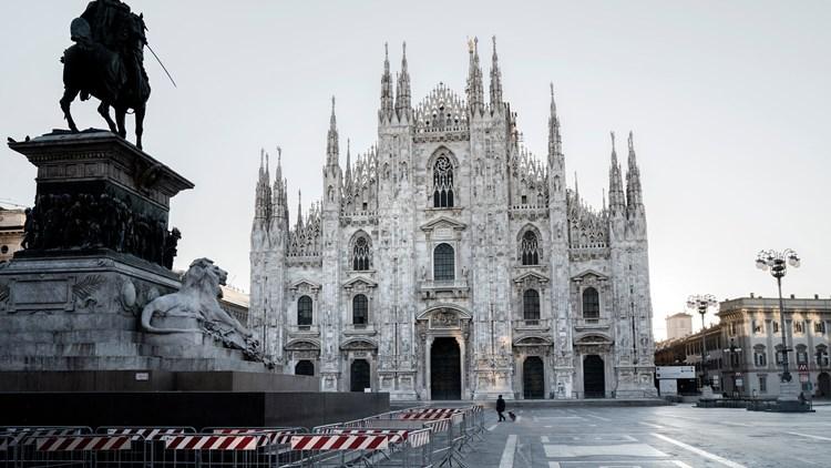 عودة فوضى الوباء إلى إيطاليا