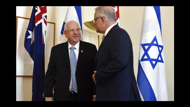 ريفلين يبدأ مشاورات لتكليف تشكيل الحكومة الإسرائيلية الأسبوع المقبل