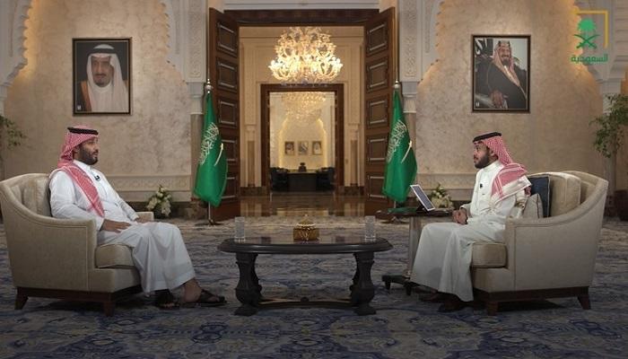 محمد بن سلمان: رؤية 2030 هدفها تحقيق الطموح الأكبر للسعوديين