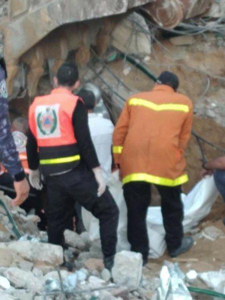 أضرار في الممتلكات والبنى التحتية في غزة