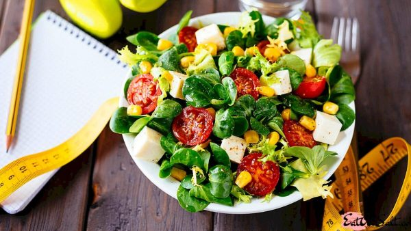 أكلات صحية وسريعة للعشاء