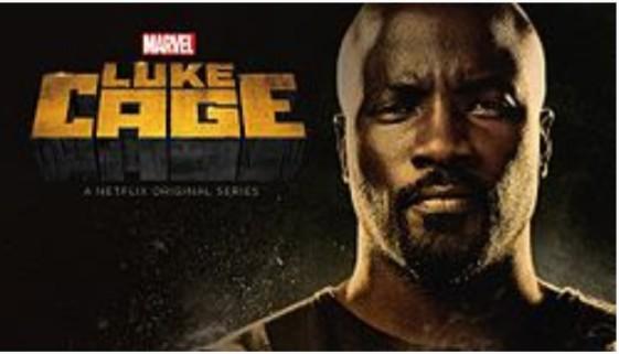 Luke Cage مسلسل