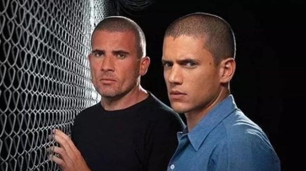 من أفضل المسلسلات الأجنبية في التاريخ Prison Break