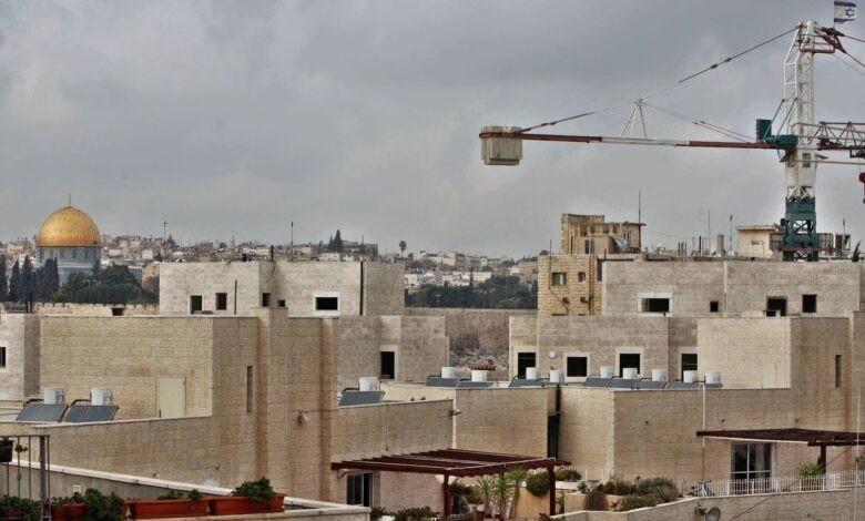 القدس تعيش تحت ضغط  سياسة تهجير قسري وتطهير عرقي غير مسبوقة
