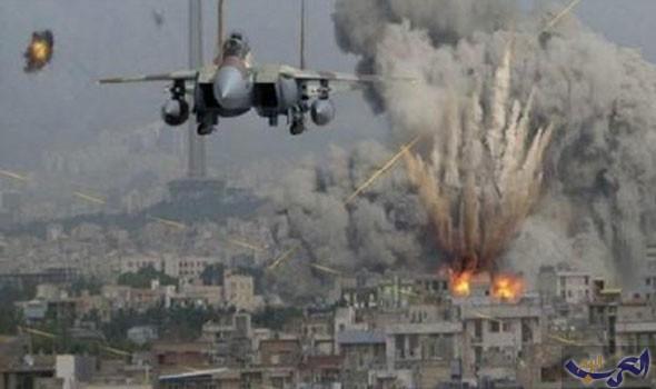طائرات سلاح الجو تشن غارات ليلية على قطاع غزة رداً على إطلاق بالونات حارقة في اتجاه الأراضي الإسرائيلية