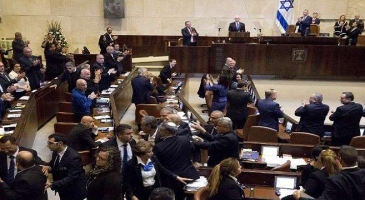 """""""يسرائيل هَيوم"""": الصراخ في الكنيست إهانة للديمقراطية الإسرائيلية"""