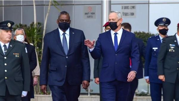 أوستن يؤكد لغانتس دعم الإدارة الأميركية الثابت لأمن إسرائيل