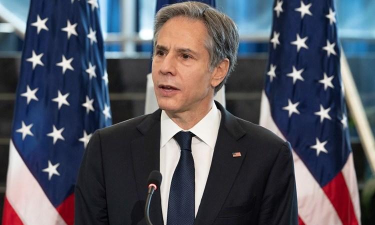 """""""المونيتور"""": بلينكن يرى أن امتثال إيران للاتفاق النووي خطوة أولى وليست أخيرة"""